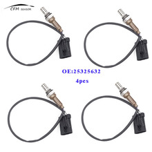 4pcs High Quality 25325632 oxygen lambda Sensor For BYD F3 Refine Geely Buick Excelle