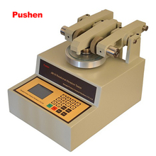 BRAND PUSHEN Taber Type Rotary Abraser abrader Abrasion Tester High Quality ASTM BS ISO standards(China)