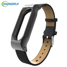Buy Hangrui Xiaomi Mi Band 2 Mi Band 2 Smart Band Smart Wristband Smart Bracelet Wristband Accessories Replacement Leather for $9.99 in AliExpress store
