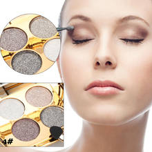 Glitter Eyeshadow Palette Makeup Matte Smoky Eye Shadow Naked Makeup Brand Colorful Cosmetics Professional Shining Eye Shadow