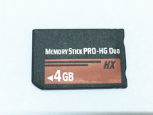 4GB High Speed MS Memory Stick Pro Duo Card Storage for Sony PSP 1000/2000/3000 Game Console