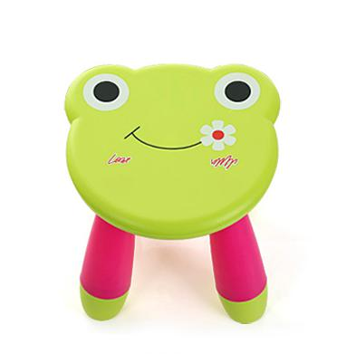 Thick Plastic Baby Children Circle Stool Stool Early Childhood Cute Cartoon Animals Large Shipping<br><br>Aliexpress