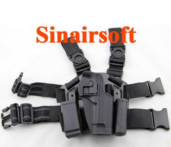 CQC Airsoft M92 Tactical Serpa Holster Leg Platform Black free shipping<br><br>Aliexpress