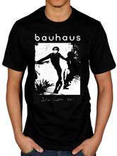 Official Bauhaus Bela Lugosis Dead T-Shirt Gargoyle Music Rock Skys Gone Out Men'S High Quality Tops Tee Hipster T Shirt