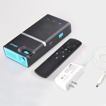 Mini projector 1080P HD projector intelligent mobile phone giant screen LED green light