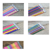 12Pcs/lot Neutral Ink Ballpoint Gel Pen Refills High Decoration Quality Colorful Graffiti Refill Bullet Head Gel Pen adorn smal(China)