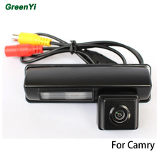 Special CCD HD Rearview Camera For Toyota Camry 2007 - 2012 Vehicle Night Version Parking Assistance Auto Reverse Camera