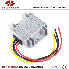 WenGao DC DC Converter Regulator 12V to 5V 24V to 5V 10A 50W LED Power Supply Step Down Buck Module RoHS(China)