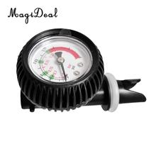 MagiDeal Inflatable Boat Air Pressure Gauge Air Thermometer for Kayak Raft Connector SUP Stand Up Paddle Board Surfing Fishing