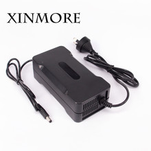 XINMORE 96.6V 2.1A Battery Charger For 84V (85.1V) lithium Battery Electric bicycle Power Electric Tool for Switching & Monitors(China)