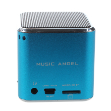 Daditong Music Angel TF Portable Mini digital speakers(China)