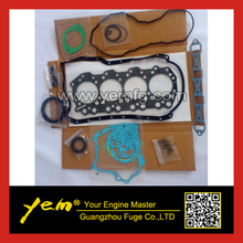 For Mitsubishi diesel engine parts S4Q S4Q2 Full Gasket Kit 32C94-00011 With Head Gasket