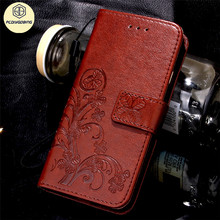 Retro Vintage Leather Case For iphone 4s 4 5 5S SE 5G 6s 6 Plus itouch 5 6 Wallet Card Slot Mobile Phone Cover Capa Funda Case(China)