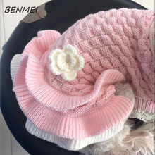 BENMEI New Pet Clothes For Dogs Pet Clothes Teddy Bichon Princess Dress Puppy Dog Cat Knitted Sweater Autumn & Winter Clothes