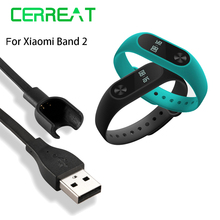 For Xiaomi Mi Band 2 Charger Cord Replacement USB Charging Cable Adapter for Xiaomi MiBand 2 Fitness Tracker Smart Bracelet