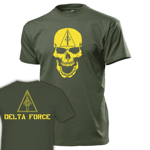 Us Sf Special Forces Detachment Delta Force Airborne Paratrooper