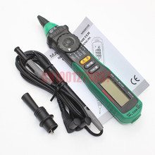 MASTECH MS8211D Pen Type Auto Range Digital Multimeter DMM AC DC Voltage Current Tester Meter Logic Level Test