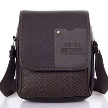 Lowest price 2017 New hot sale PU Leather Men Bag Fashion Men Messenger Bag small Business crossbody shoulder Bags A40-293(China)