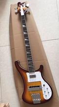 Wholesale New Arrival Rick...r 4003 4 string electric bass guitar In Vintage Sunburst 180106(China)