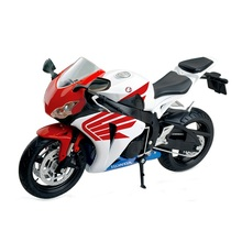 High Simulation Exquisite Diecasts & Toy Vehicles: TB Car Styling Honda CBR1000RR 1:12 Alloy Diecast Motorcycle Model Toy Car(China)