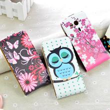 Case For Sony Xperia SP M35h C5302 C5303 C5306 Cover Prinitng Vertical Magnetic Mobile Phone Bag For Sony Xperia SP case