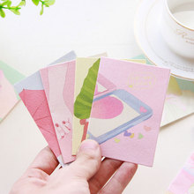 "12 pcs/set ""Say your love"" small cards with envelope holiday greeting message card Valentine's day wedding New Year Gift card(China)"