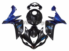 Body Fairing Kit for Yahama YZF1000 YZF R1 2007 2008 ABS Injection Mold Fairings Black Blue
