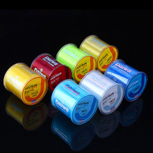 YTQHXY 500m Super Strong Fishing Line Daiwa Nylon Monofilament Fishing Line 2LB-35LB 6 Colors Japan Fishing YE-342