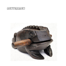 NEWYEARNEW Creative Art Sculpture Article Retro Luck Frog Thai DIY Handmade Sculpture Unique Home Decoration Free Shipping