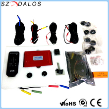 high quality Surround View System Around Parking Car Security Recording 360 Degree Bird View Panorama System   DVR Camera