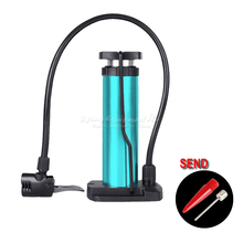 High Pressure Mini Pedal Inflator Gas Pump for Electric Bicycle Pump Motorbike and All Balls