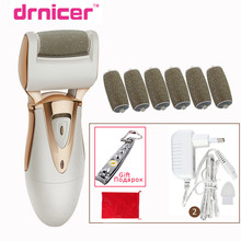Electric Sawing Scholls file Callus Shavor Feet Care Pedicure Skin Remover for feet Sholl Pedicure Foot care Tool(China)