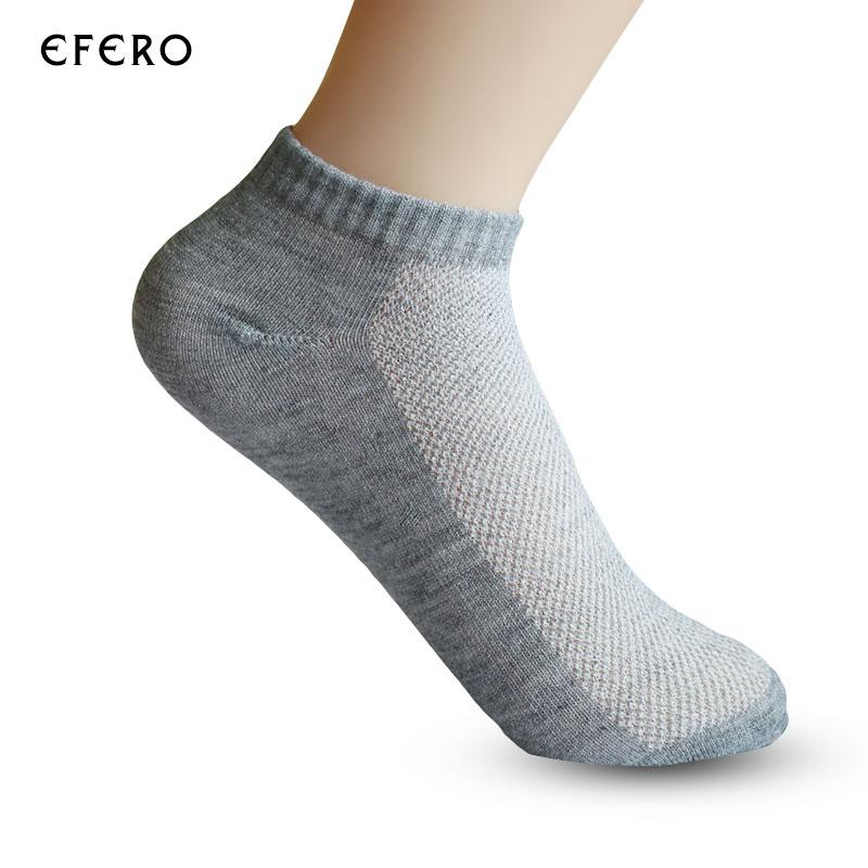 Viis paari õhku läbilaskvaid sokke
