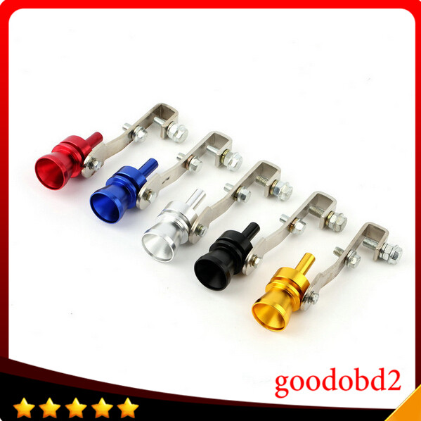 Universal Turbo Sound Whistle Exhaust Pipe Tailpipe BOV Blow off Valve Simulator Aluminum Promotion free shipping<br><br>Aliexpress
