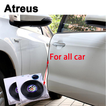 Buy Atreus 3m Car Styling Window Door Crash Strip Stickers BMW Audi VW Mercedes Opel Astra H J Toyota Mazda Ford Kia Accessories for $5.68 in AliExpress store