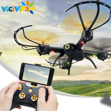D61 RC Quadcopter Drone Fpv WIFI Mini Drones 6 Axis 2.4GHz 4CH Remote Control Helicopter Toys RC Helikopter Quadcopter No Camera(China)