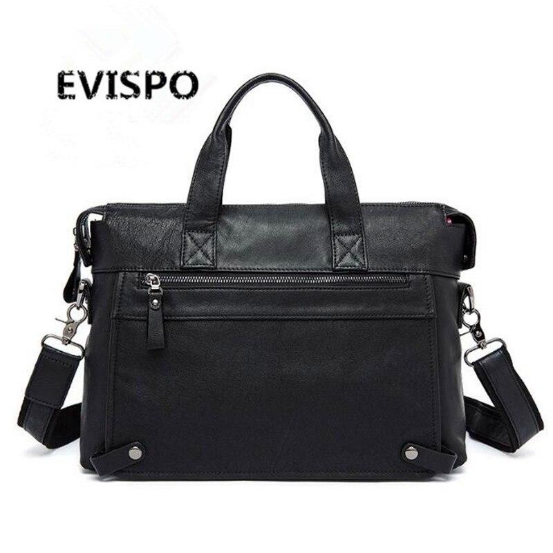Genuine Leather Fashion Men Bag Men Messenger bags casual Mens travel bag man leather crossbody shoulder bags Handbags 2016<br><br>Aliexpress