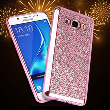 Buy Luxury Bling TPU Phone Case Samsung Galaxy S7 S8 S6 Edge Plus S5 J5 J7 A3 A5 A7 2016 2017 Grand Prime Glitter Cover Cases for $1.69 in AliExpress store