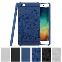"TPU Soft Case for Xiaomi Mi Note Pro MiNote LTE 5.7"" Dual 3D Relief Case Dragon Veins Phone Back Cover for Xiao Mi M Note Cases(China)"