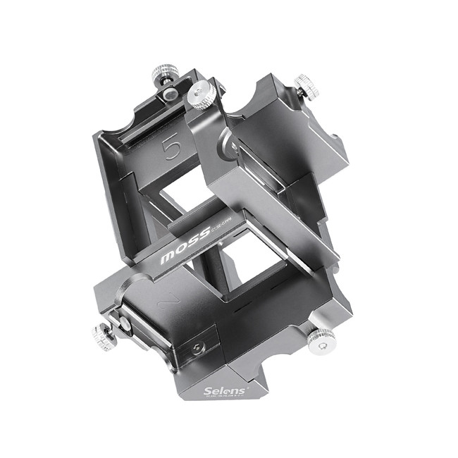 SE-GPP6 360 Panoramic Aluminium Holder Spherical Video Mount Sport Camera Accessories for GoPro Hero 3+4 (2)