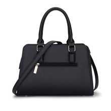 Melodycollection Fashion Hot Sale Ladies Women Top-Handle Bags Celebrity Designer Tote Bags PU leather Smile Shoulder Handbag
