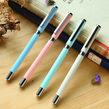 Fountain Pen Cute Colors School Supplies Inks Black 0.038mm Office Supplies Office Accessories Pen Ink Pen Luxury