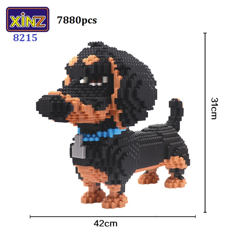 connection blocks pet dog 8215