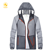 New ! High quality new summer fashion men's coat, men's jackets, men's ultra-thin sun proction Jacket Overcoat brand