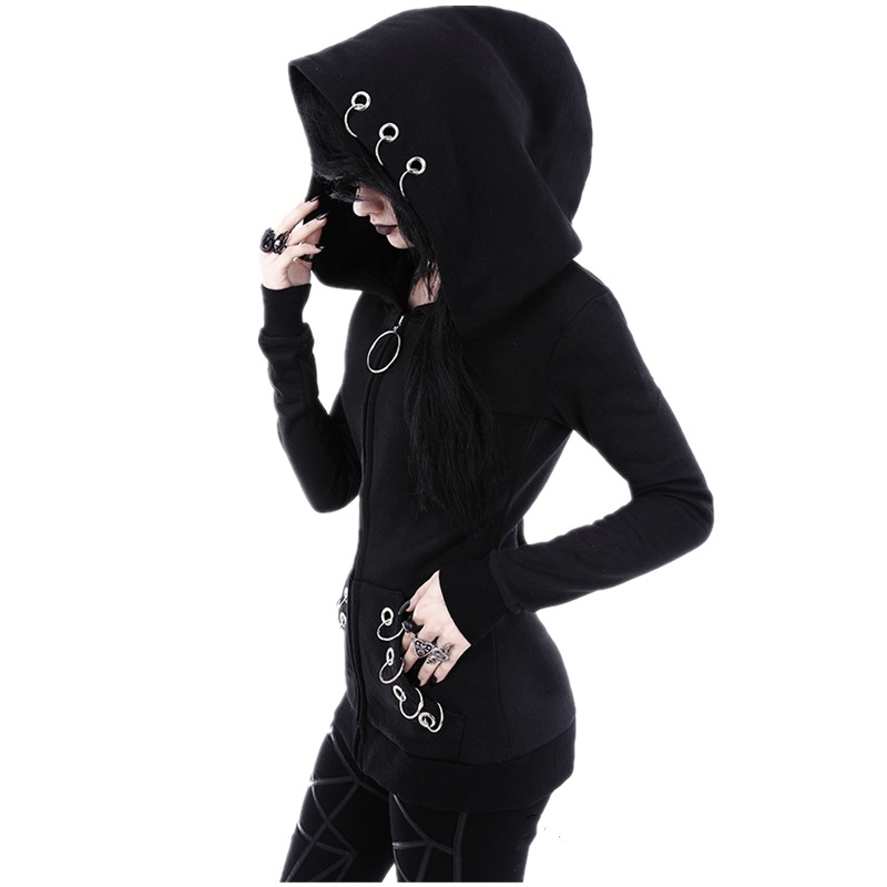 punk hoodie-1
