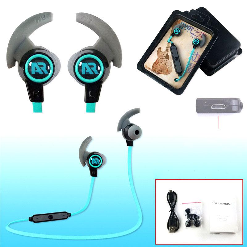 MLLSE Anime Sword Art Onli Bluetooth Earphone Sport Bluetooth Headphones Wireless Bluetooth Earphones Wireless Headphone Earbud