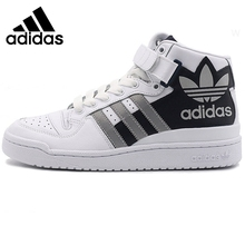Original New Arrival 2017 Adidas Originals FORUM MID RS XL Men's Skateboarding Shoes Sneakers
