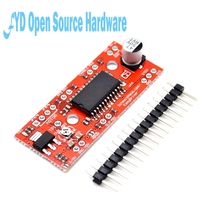 Buy 10pcs A3967 EasyDriver Stepper Motor Driver V44 arduino development board 3D Printer A3967 module for $15.53 in AliExpress store