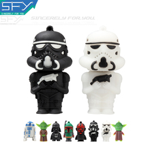 Biyetimi Usb Flash Drive Real Capacity High Speed Cool Star Wars 8GB 16GB 32GB Pen Drive Pendrive Usb Memory Stick For PC