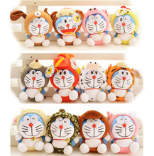 12 zodiac toys with Chinese characteristics  Hello Kitty Plush Dolls Soft Toys Birthday Gift Small Phone Pendajt  Cheap Price